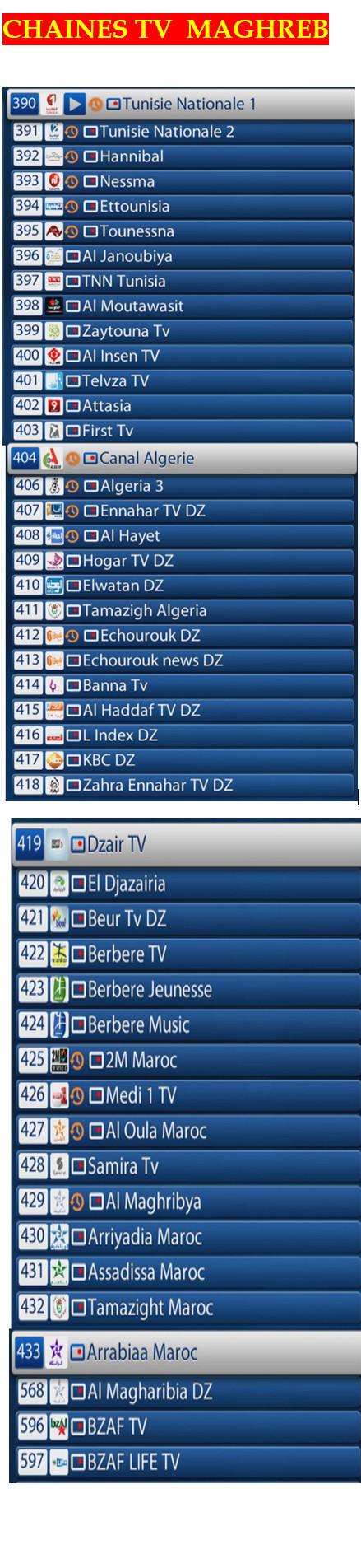 Iptv Top Abonnement # Maroc New Tv