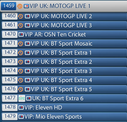 ABONNEMENT IPTV MEGA PREMIUM VIP SPORTS UK