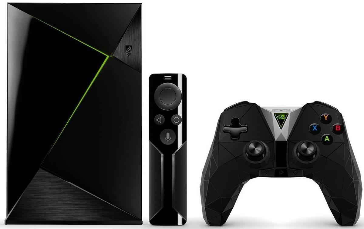 NVIDIA SHIELD TV PRO LE NEC + ULTRA DE L'IPTV