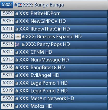 ABONNEMENT IPTV MEGA PREMIUM CHAINES TV ADULTES