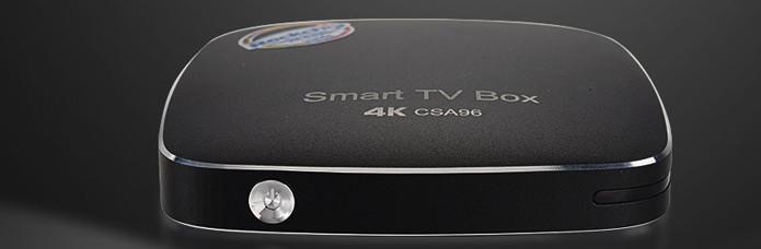 CSA96 LA BOX ANDROID POUR L'IPTV