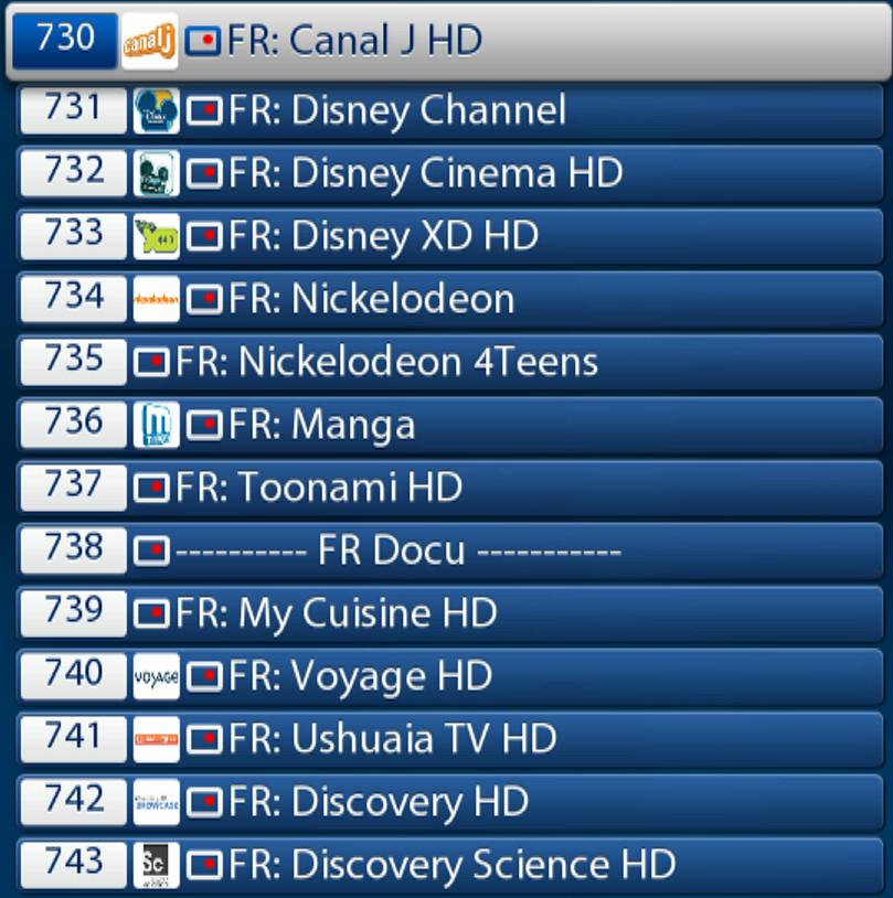 ABONNEMENT IPTV FRANCE