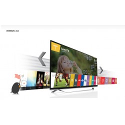TELEVISEUR LG 43UF680V TV + SUPER TOP ABONNEMENT 1 AN