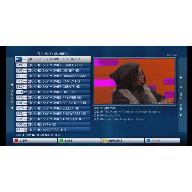 What is IPTV iptv-mega-premium