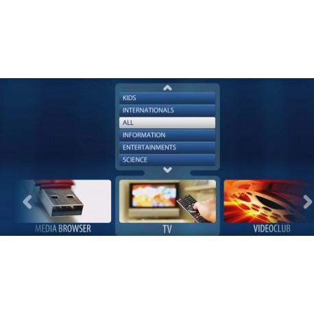 ABONNEMENT IPTV USA