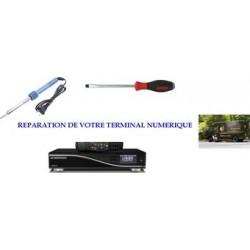 REPARATION DE VOTRE RECEPTEUR NUMERIQUE