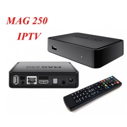 MAG 250 - ABONNEMENT IPTV - USB WIFI