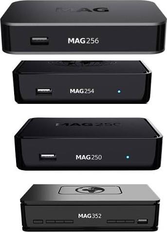 MAG250 MAG254 MAG256 MAG352