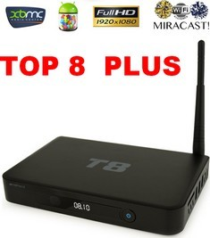 TOP 8 PLUS LA REFERENCE DE LA IPTV BOX
